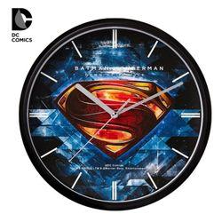 디씨코믹스 공식제품 배트맨v슈퍼맨 벽시계 DC-W4007