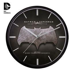 디씨코믹스 공식제품 배트맨v슈퍼맨 벽시계 DC-W4005