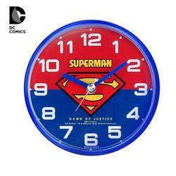 [디씨코믹스] 슈퍼맨 욕실 흡착 방수시계 DC-W4046
