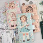 paper doll mate passport cover L