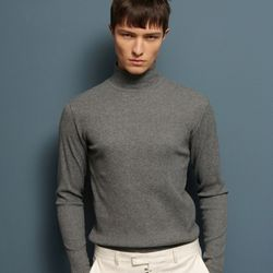 Carsel half Pola (Gray)