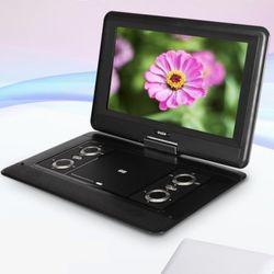 14.1인치 대형화면 휴대용 DVD플레이어(극동음향)