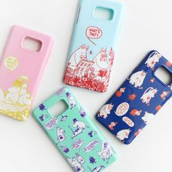 Moomin Galaxy Note 5 soft case