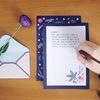 illust letter set
