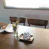 로포텐 MOCHA 모카 원목 4인 식탁세트