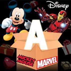 디즈니 마블 정품 시크릿 랜덤 박스 A박스