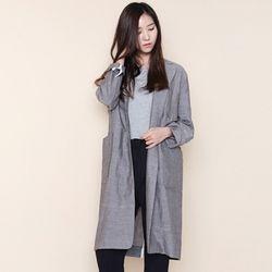 [에이인] classic linen cool jacket (2 colors)
