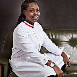 (AJ1741) france single chef coat white