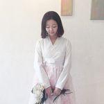 wedding line-블러썸 한복 웨딩드레스 SET
