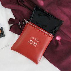 [테슬증정+무료배송] D.LAB Jelly pouch - Red