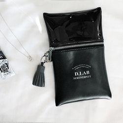 [테슬증정+무료배송] D.LAB Jelly pouch - Black