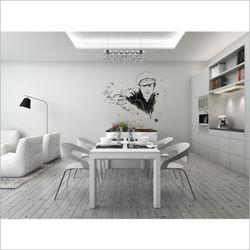 말런 브랜도 팝 아트 디자인 포인트 벽지 뮤럴 벽지