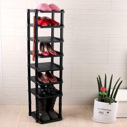 공간활용 신발정리대 소형 8단 부츠형