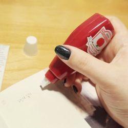 [Magnet.inc 마그넷] 케찹 앤 마요네즈 수정테이프