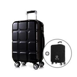 [캠브리지] 큐브 TSA 기내용 확장형 여행가방(8090)
