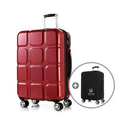 [캠브리지] 큐브 TSA 수하물 확장형 여행가방(8090)