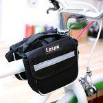 [자전거-가방] 삼천리 레스포 정품 2중 프레임가방
