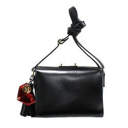 DOSIRAK BLACK-SHOULDER BAG