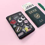 마리안 케이트 스타일 여권 케이스