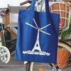 페이퍼웨이즈 캔버스백 City시리즈-2.Paris Eiffel