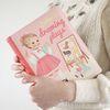 paper doll mate Book Clutch. M Julie
