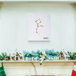 [별자리시리즈]물병자리 캔버스조명 DIY KIT