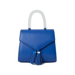 sailor mini hand bag - blue