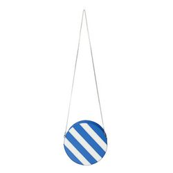 tambourine Stripe Shoulder bag - blue