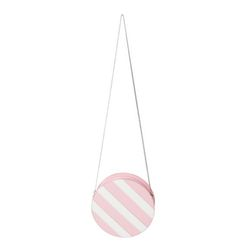 tambourine Stripe Shoulder bag - pink