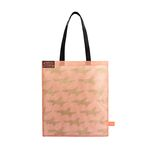 Pattern mesh bag - Alligator Coral