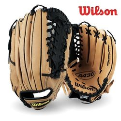 윌슨 야구글러브 A430 KP92 캐치볼 야구용품