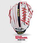 윌슨 야구글러브 A490 WH 12 AJ 경식용 야구용품