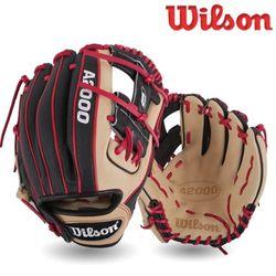 윌슨 야구글러브 A2000 RB16 DP15 11.5 슈퍼스킨