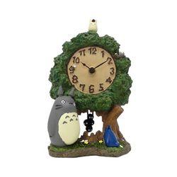 [이웃집 토토로]탁상시계(녹나무아래)