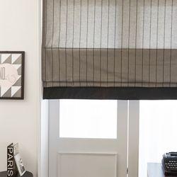 어반그레이 로만쉐이드-스트라이프(140x160cm)