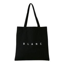 OBL 블랑 에코백(블랙)