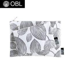 OBL 페페 그레이 파우치(M)