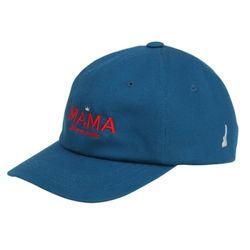 [킹포에틱] KING POETIC BALL CAP MAMA 005 (BLUE)