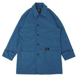 MAC COAT - BLUE