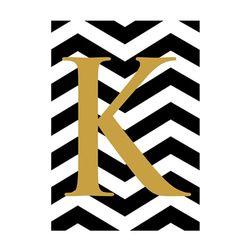 Maki illust Poster-Stripe K