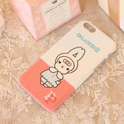 iPhone6s 바니퐁퐁 하드케이스 (마니아파또)