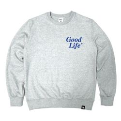 Good Life Crewneck Grey