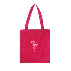 Special klover shoulder bag - pink