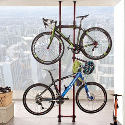 크랭키 자전거거치대 자전거용품스탠드보관대헬멧행거