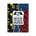 MOVIE WRAPPING PAPER 배트맨 대 슈퍼맨