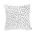 Art Fabric Cushion Cover -  Petals[꽃잎들]