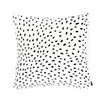 Art Fabric Cushion Cover -  Petals[꽃잎들]