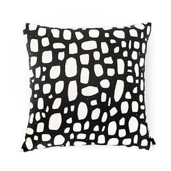 Art Fabric Cushion Cover -  WallStone[돌담]