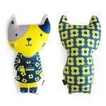 Animal Doll Cushion - 루나캐티