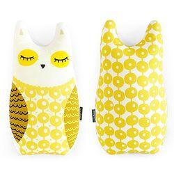 Animal Doll Cushion - 루나아울